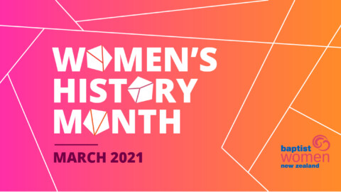 Women's History Month March 2021